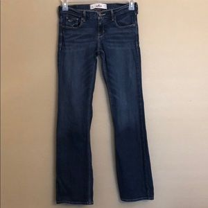 Hollister Jeans Distressed SoCal Stretch 5 Short